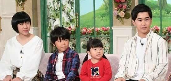 鈴木福は4人兄弟