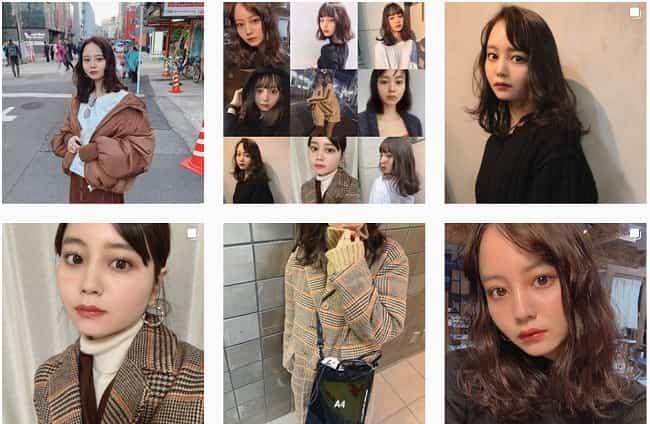Nanamiの顔画像