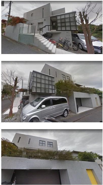 つるの剛士 自宅の場所は藤沢市片瀬山