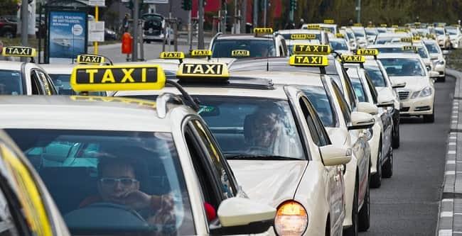 新型コロナの東京のタクシー運転手